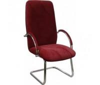 Конференц кресло К-01 Люкс Хром PL