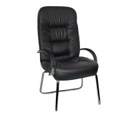 Конференц кресло Лидер Хром N