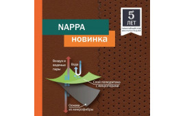 Автомикрофибра NAPPA