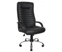 Кресло руководителя Орион МП Z (натур. кожа+кожзам)