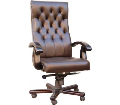 Офисное кресло для руководителя Честер ЕХ купить в Москве с бесплатной доставкой