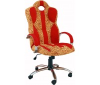 Кресло руководителя Формула-Комби Хром