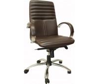 Кресло руководителя Галакси М Хром