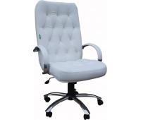 Кресло руководителя Премьер Хром
